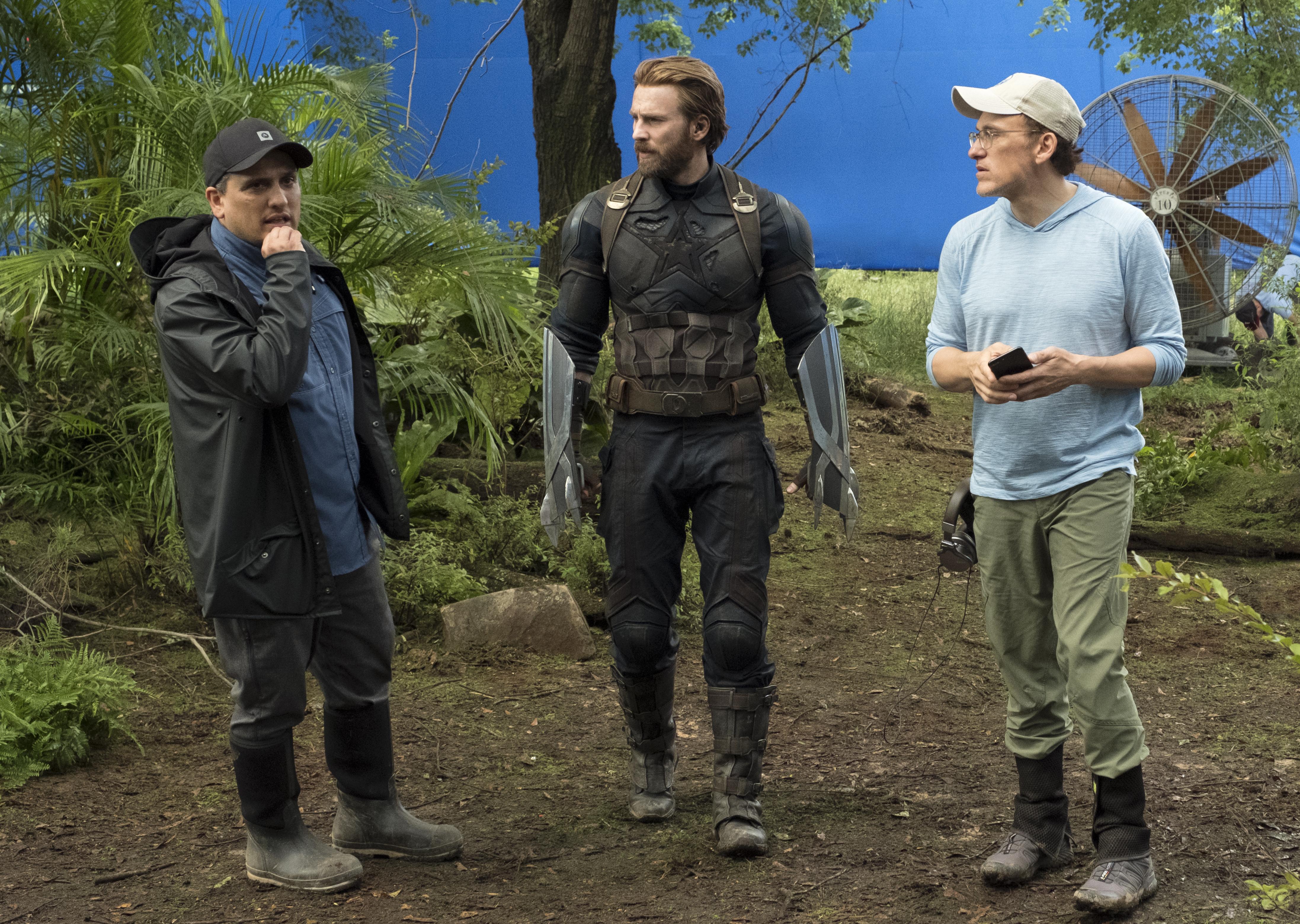 filmkritik: »avengers: infinity war« (2018) – alle gegen thanos - sf
