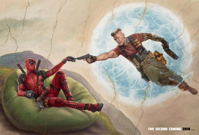 Kinoposter zu »Deadpool 2« (2018)