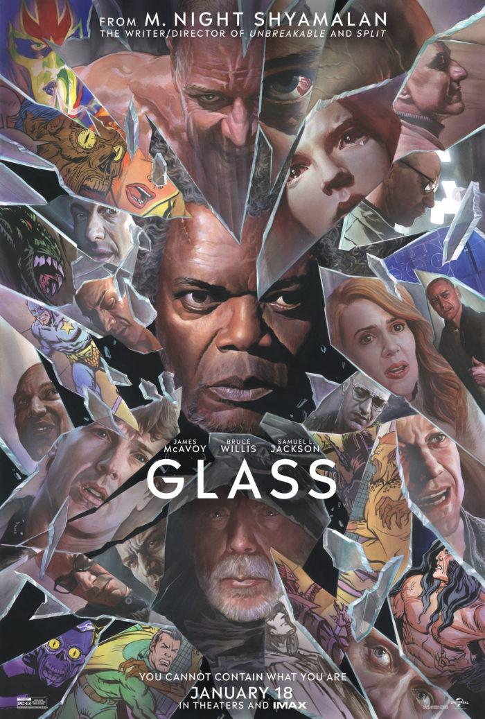 Kinoposter zu »Glass« (2019)