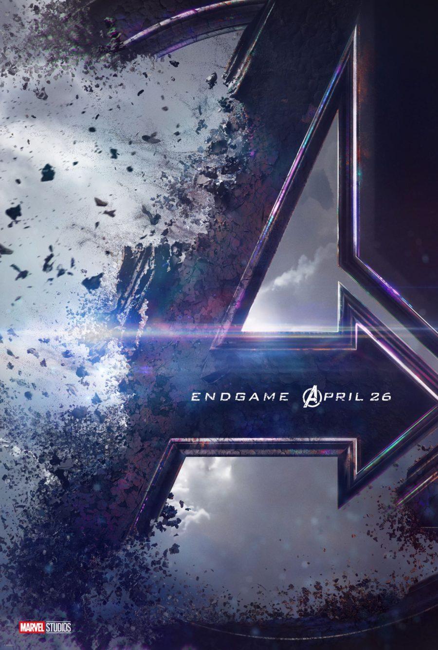 Kinoposter zu »Avengers: Endgame« (2019)